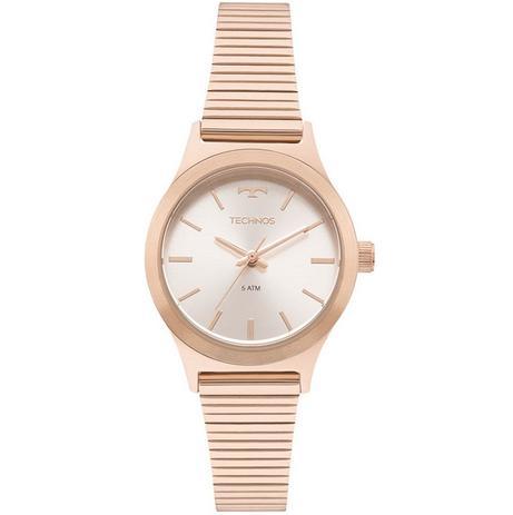 Relógio Technos Feminino Boutique Rosé 2035MMG 4K - Relógio Feminino ... 03f9787011