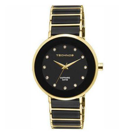 2a0feab9a38ec Relógio Technos Feminino Ceramic Sapphire 2015LMM 4P - Relógio ...