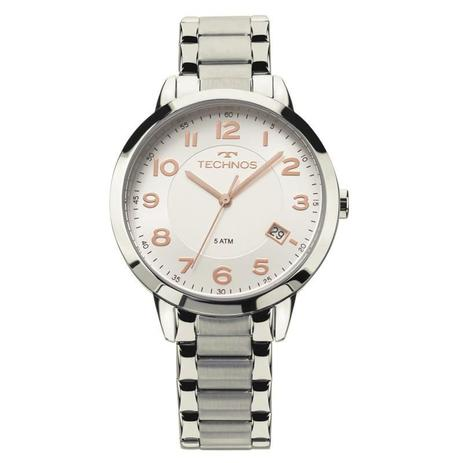 Relógio Technos Feminino Dress - 2315ACN-3K - Relógio Feminino ... c9883320af