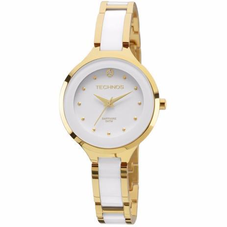 Relogio Technos Feminino Elegance Ceramic - 2035lyw 4b - Relógio ... ef05166d76