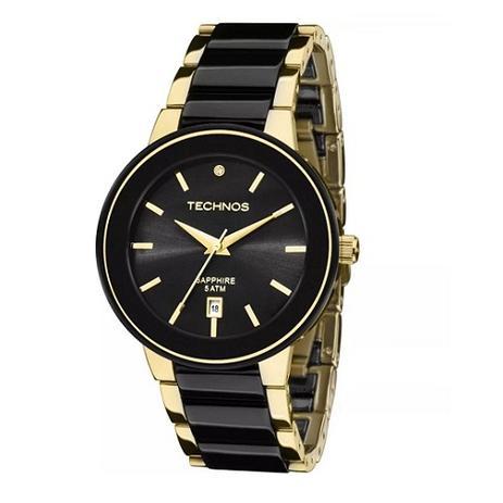 Relógio Technos Feminino Elegance Ceramic 2115KRS 4P - Relógio ... eb8670948b