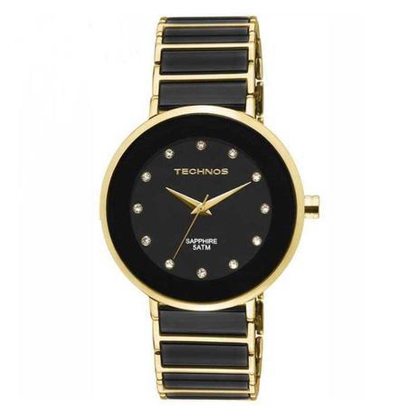 352f42df6f04b Relógio Technos Feminino Elegance Ceramic Sapphire Analógico 2035LMM ...