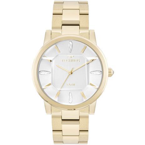 Relógio Technos Feminino Elegance Crystal Analógico 2039BR 4K ... 4794779f42