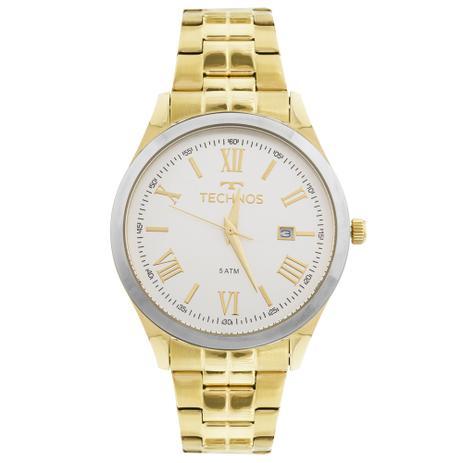 2af5868bfd8 Relógio Technos Feminino Elegance Dress Analógico 2115MGM 4K ...