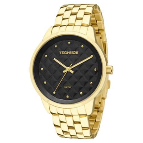97881d66f1 Relógio Technos Feminino Fashion Trend 2035lwm 4p - Relógio Feminino ...