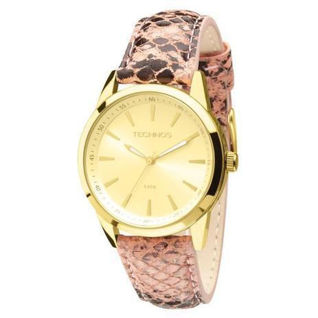 30aeef430cd Relógio Technos Feminino Fashion Trend - 2035MCS-2X - Relógio ...