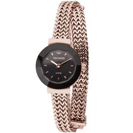 Relógio Technos Feminino Mini Rose 5Y20IR 4P - Relógio Feminino ... 9270a6ec88