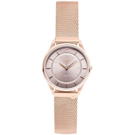 Relógio Technos Feminino Ref  9t22al 4c Slim Rosé - Relógio Feminino ... 6d4a2c059c