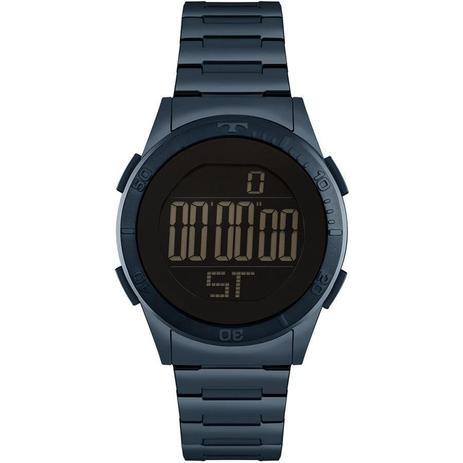 a6d1b2f8a50c0 Relógio Technos Feminino Ref  Bj3361ac 4p Digital Skydiver Azul ...