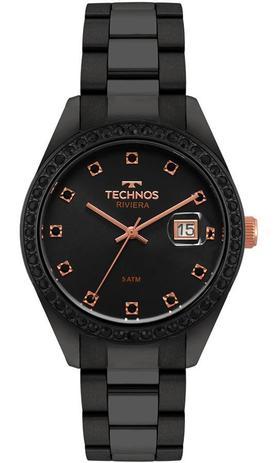 Relógio Technos Feminino Riviera 2115MOJ 4P - Relógio Feminino ... b55a094351