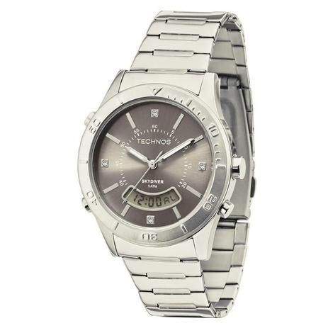 Relógio Technos Feminino Skydiver -T205FR-1C - Relógio Feminino ... e22b46edea