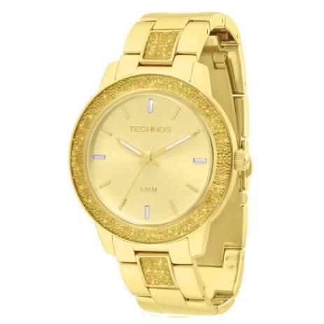 Relógio Technos Feminino Swarovski - 2035MFD-4X - Relógio Feminino ... 0b1270599b