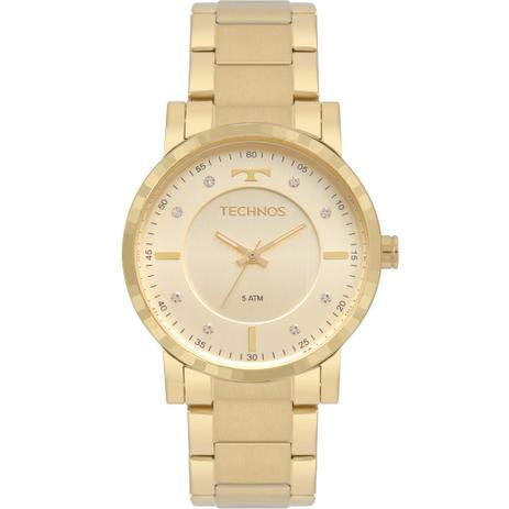 585172d4b98 Relógio Technos Feminino Trend Dourado 2036MJS4X - Relógio Feminino ...
