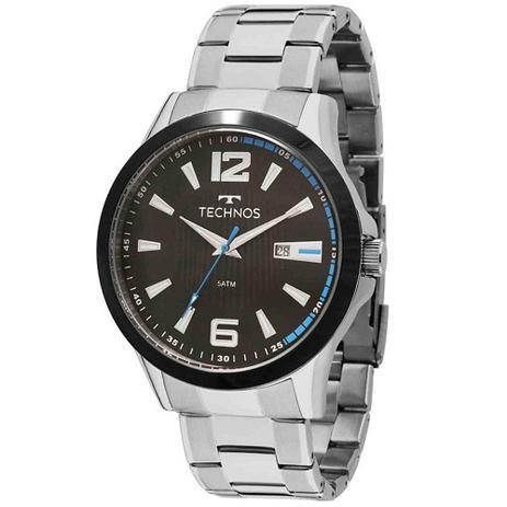 153ef30304f6c Relógio Technos Masculino 2115KNV 1A - Relógio Masculino - Magazine ...