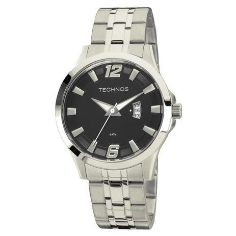 Relógio Technos Masculino - 2115KPV-1P - Relógio Masculino ... 862019a9cb