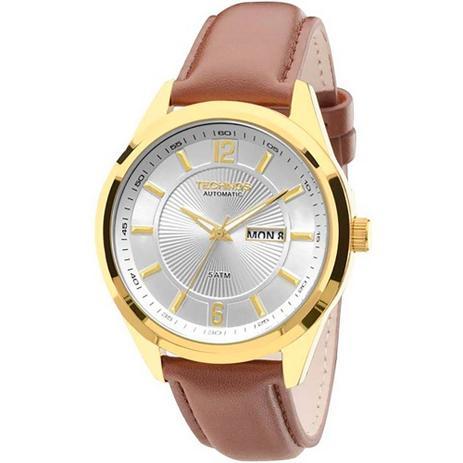 Relógio Technos Masculino Automático 8205NL 2K - Relógio Masculino ... b2b8db91c0
