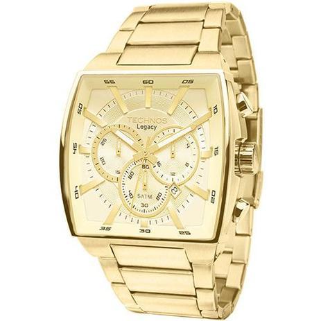 c7229a18b5bc7 Relógio Technos Masculino Classic Legacy Js25al 4x - Relógio ...