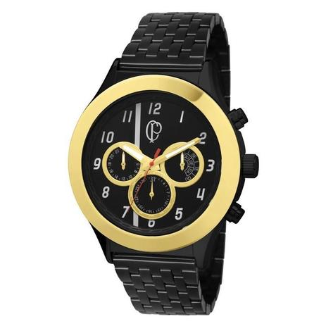 4bfe2097dac Relógio Technos Masculino Corinthians - CORVX9JAA-4P - Relógio ...
