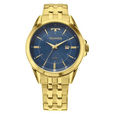 Relógio Technos Masculino Executive - 2115KZC-4A - Relógios ... 35e507fdb1