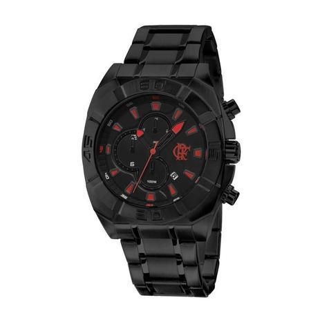 Relógio Technos Masculino Flamengo - FLAOS10AA-3P - Grupo technos ... 8abca1bdcc