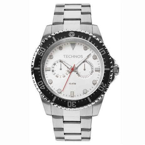 a06a32857e5 Relógio Technos Masculino Multifunção Analógico 6P25BM 1K - Relógio ...