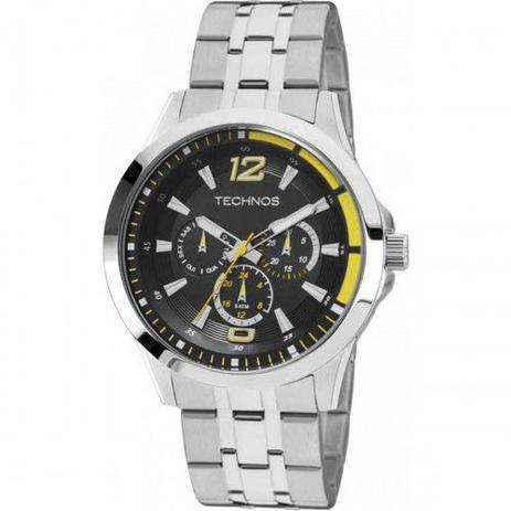 674a5cc140af7 Relógio Technos Masculino Performance Racer 6P29AHW 1Y ...