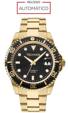 8764f05798b56 Relógio Technos Masculino Performance Skymaster Automatic Analógico  8205NY 4P