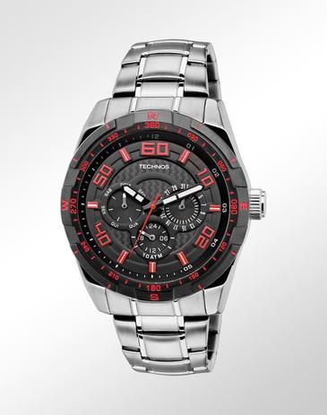 Relógio Technos Masculino Performance TS Carbon 6P78AI 1R - Relógio ... b932149498
