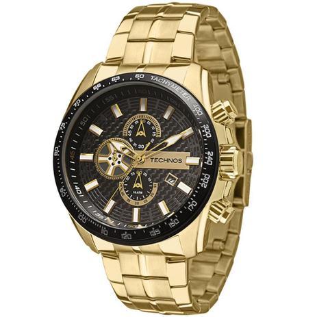 1ea057a710b Relógio Technos Masculino Performance TS Carbon Analógico OS1AAY 4P ...