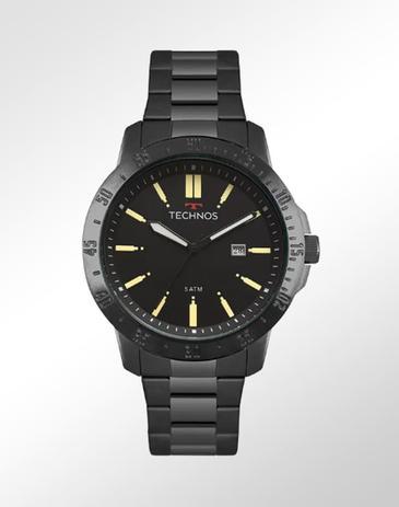 0a6dba85dca Relógio Technos Masculino Racer Preto 2115MQU 4P - Relógio Masculino ...