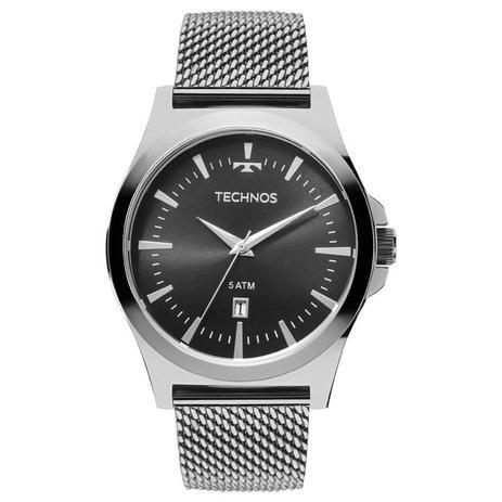 d82e42879e8a9 Relógio Technos Masculino Ref  2115lal 0p Pulseira Esteira - Relógio ...