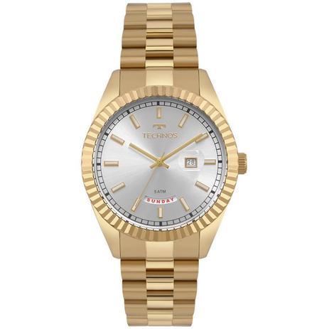 a99b3710d44 Relógio Technos Masculino Ref  2350ad 4x Clássico Riviera - Relógio ...