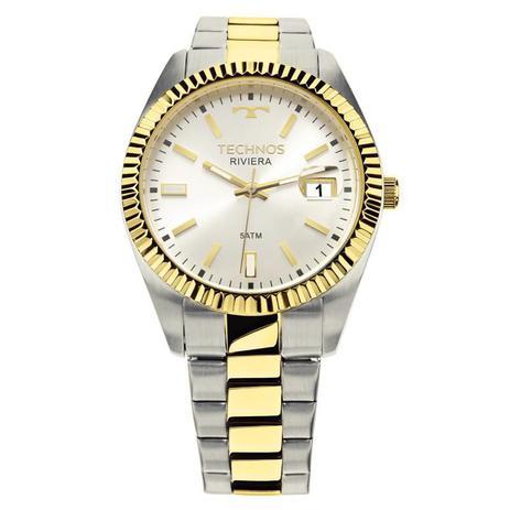 Relógio Technos Masculino Riviera - 2415CG-5B - Relógio Masculino ... 68a2fa3671