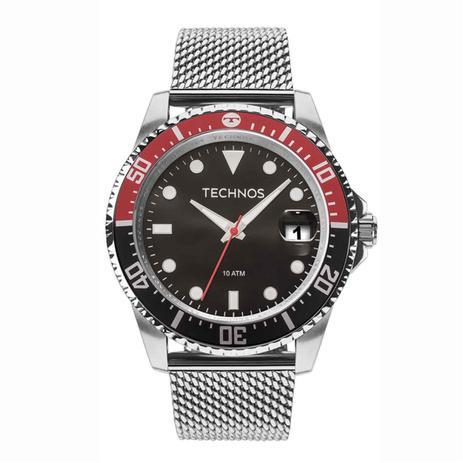 91197d7d11a Relógio Technos Masculino Riviera Analógico 2415CJ 0P - Relógio ...