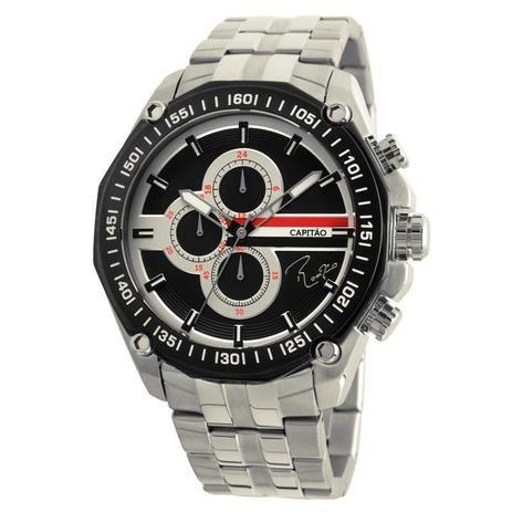 Relógio Technos Masculino Rogério Ceni - SAOJS10AB-3P - Relógio ... 8f39f901de