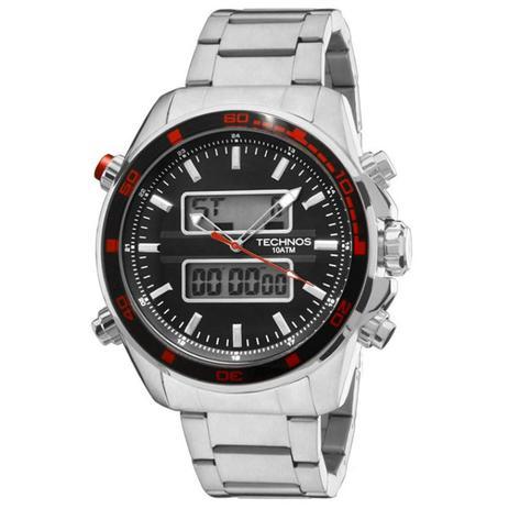 444fa4abf28b3 Relógio Technos Masculino Ts Digital 0527AF 1P - Relógio Masculino ...