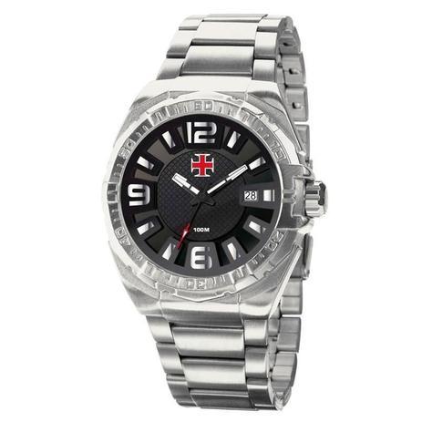 ab533ea96c4 Relógio Technos Masculino Vasco - VASAO2315AL-P - Relógio Masculino ...
