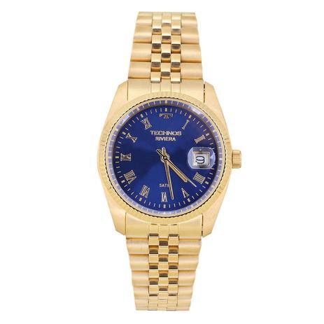 Relógio Technos Riviera Feminino GM10YC 4A - Relógio Feminino ... bf425c6bda