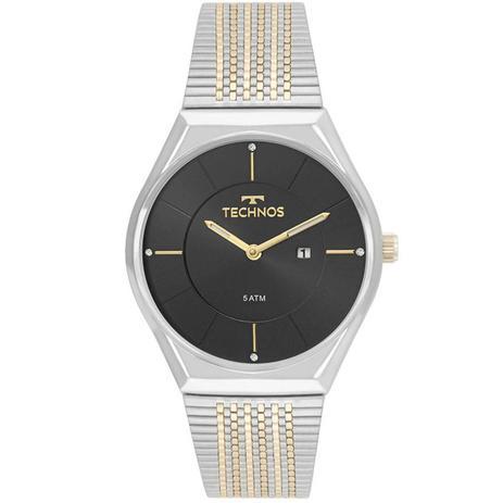 21554db8a3ffd Relógio Technos Slim Analógico Feminino GL15AS 5P - Relógios ...