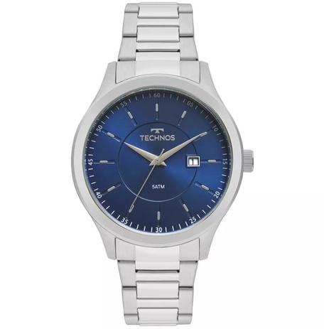 55b4f17be1278 Relógio Technos Steel Masculino 2115MPR 1A - Relógio Masculino ...