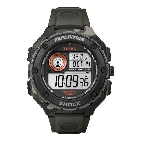 412fed43ed8f Relógio Timex - Expedition Shock - T49981WW TN - Relógio de Pulso ...