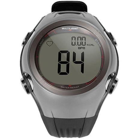 Relógio Unissex Atrio Monitor Cardíaco HC008 - Cinza Preto - Relógio ... 499bf9958bed6