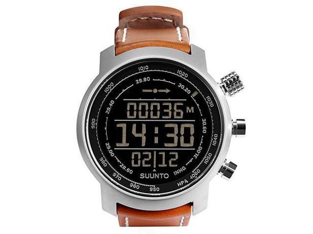 418e399a155 Relógio Unissex Esportivo Digital - Altímetro e Barômetro - Suunto  Elementum Terra