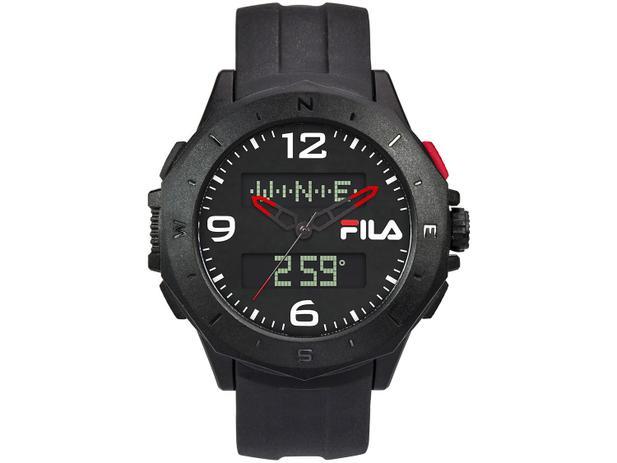 98ab0b1ed3c Relógio Unissex Fila Anadigi - 38-150-001 - Relógio Masculino ...