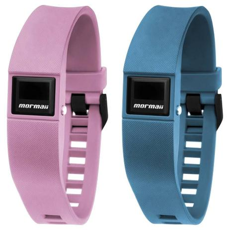 dc02c2d4f68 Relógio Unissex Mormaii Fit Troca Pulseira MOBO3970 8A - Relógio ...