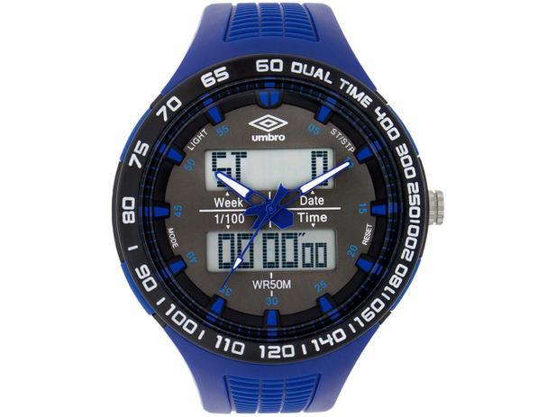 3595591855d Relógio Unissex Umbro Anadigi - UMB-04-6 - Relógio Masculino ...