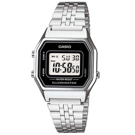 6e731cbb161 Relógio Vintage Digital Masculino La680wa-1df - Casio - Relógio ...