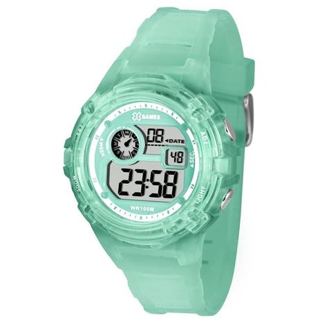 5665c47a59e Relógio X Games Feminino Ref  Xfppd042 Bxfx Esportivo Digital
