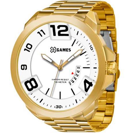a9a680b5f0c Relógio X-Games Masculino XMGS1016 B2KX - - Relógios - Magazine Luiza