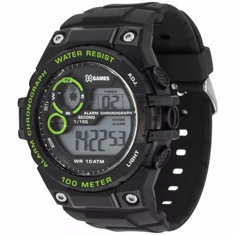 619dad85aa7 Relógio Xmppd320 X-games Preto - Relógio Masculino - Magazine Luiza
